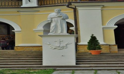POLSKA / Podkarpacie / Kalwaria Pacławska / Kalwaria Pacławska