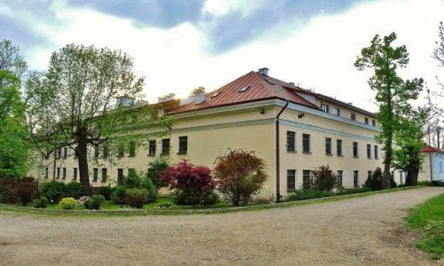 POLSKA / Podkarpacie / Kalwaria Pacławska / Kalwaria Pacławska - Dom Pielgrzyma