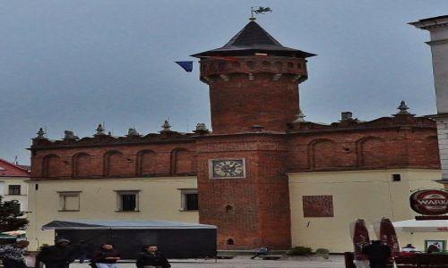 Zdjęcie POLSKA / Małopolska / Tarnów / Tarnów, rynek, ratusz