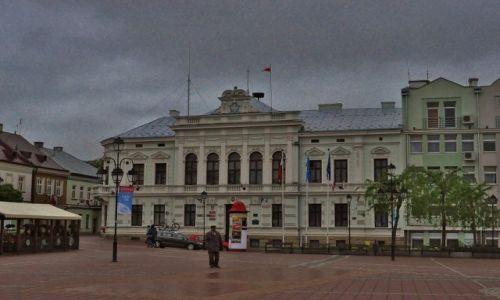 Zdjęcie POLSKA / Podkarpacie / Sanok / Sanok, rynek