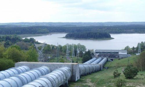 Zdjecie POLSKA / Zachodnio-Pomorskie / Żydowo / Ciekawa elektrownia wodna