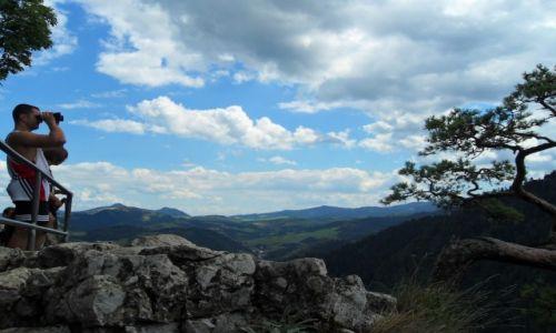 Zdjęcie POLSKA / -- / Pieniny / Wszechogarniająca siła i magia gór