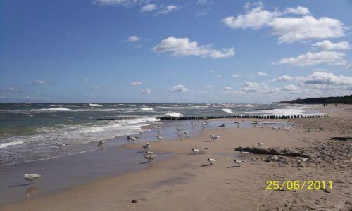 Zdjęcie POLSKA / Morze / Jarosławiec / Plaża
