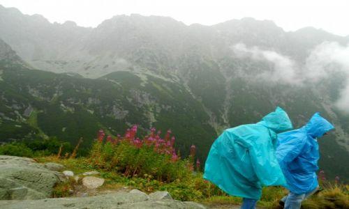 Zdjęcie POLSKA / Zakopane  / dolina pięciu stawów  / wędrówka nad Morskie Oko