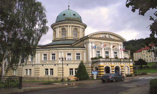 Zdjęcie POLSKA / brak / Lądek Zdrój / Uzdrowisko