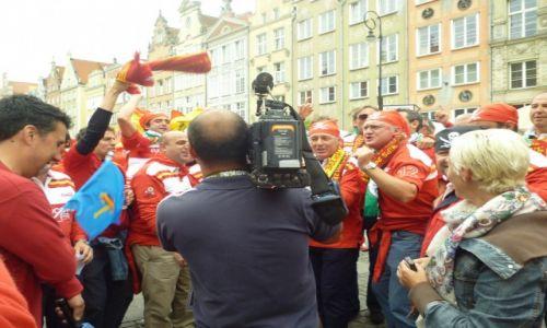 Zdjęcie POLSKA / Gdańsk  / Trójmiasto  / Euro 2012