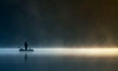 POLSKA / dolnyśląsk / Jezioro Bystrzyckie / Burn my Shadow