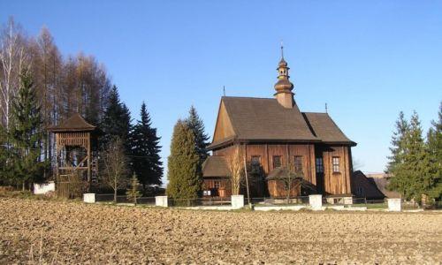 Zdjecie POLSKA / małopolska / Przesławice / kościół w Przesławicach