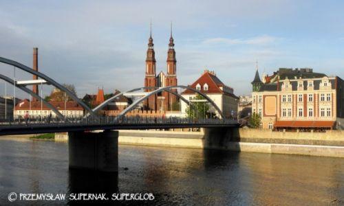 Zdjęcie POLSKA / Opolszczyzna / Opole / Most piastowski