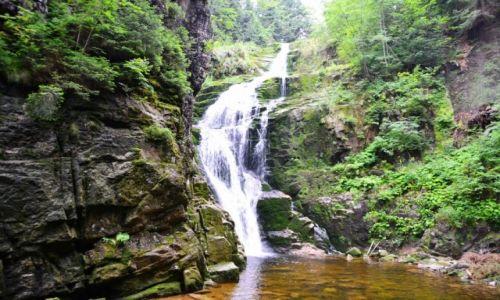 Zdjęcie POLSKA / Karkonosze / Wodospad Kamieńczyka / Uroki Karkonoszy