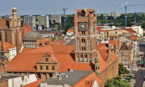 POLSKA / Kujawsko-Pomorskie / Toruń / Toruń, Ratusz