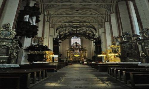 Zdjęcie POLSKA / Kujawsko-Pomorskie / Toruń / Toruń, kościół pofranciszkański
