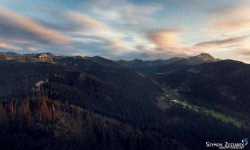 Zdjęcie POLSKA / Tatry / Nosal / Nosalowa panorama