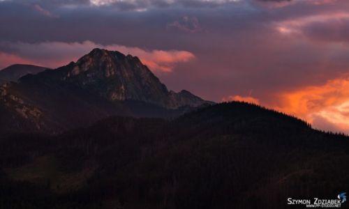 Zdjęcie POLSKA / Tatry / Nosal / Ukrzyżowany