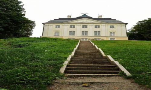 POLSKA / Kujawsko-Pomorskie / Ostromecko / Ostromecko, zespół pałacowy i ogród