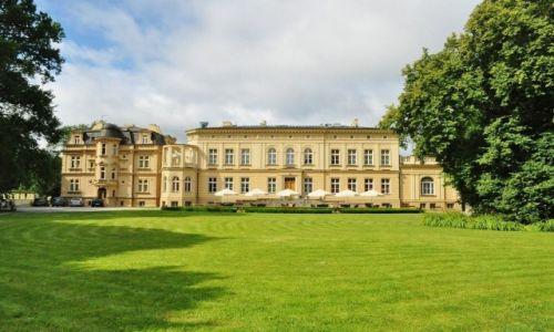 Zdjęcie POLSKA / Kujawsko-Pomorskie / Ostromecko / Ostromecko, zespół pałacowy i ogród