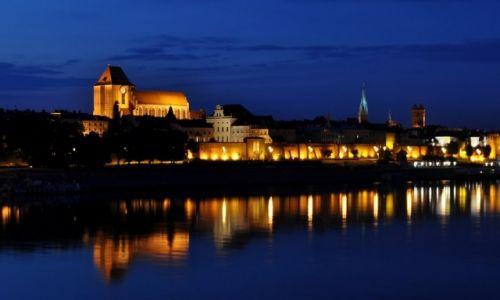 Zdjęcie POLSKA / Kujawsko-Pomorskie / Toruń / Toruń, panorama