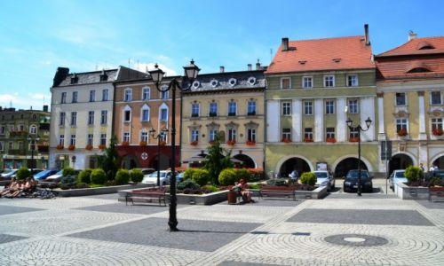 Zdjęcie POLSKA / dolnośląskie / Jawor / Jaworskie kamieniczki