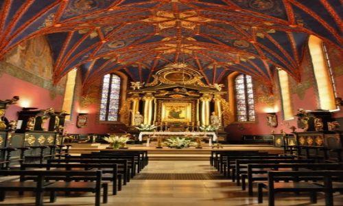 POLSKA / Kujawsko-Pomorskie / Bydgoszcz / Bydgoszcz, katedra