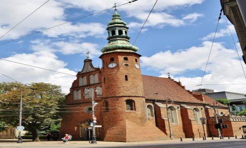 Zdjęcie POLSKA / Kujawsko-Pomorskie / Bydgoszcz / Bydgoszcz, kościółKlarysek