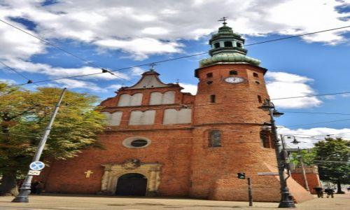 Zdjecie POLSKA / Kujawsko-Pomorskie / Bydgoszcz / Bydgoszcz, kościół Klarysek