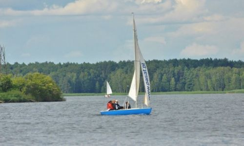 Zdjęcie POLSKA / Kujawsko-Pomorskie / Koronowo / Koronowo, zalew