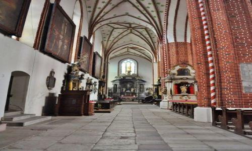POLSKA / Kujawsko-Pomorskie / Chełmża / Chełmża, katedra