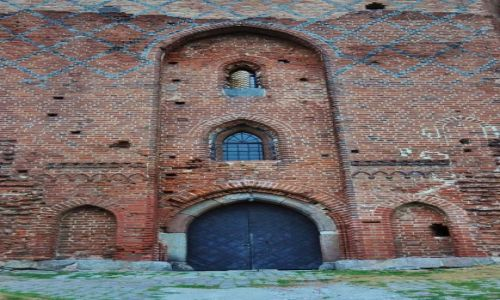 POLSKA / Kujawsko-Pomorskie / Radzyń Chełmiński / Radzyń Chełmiński, zamek