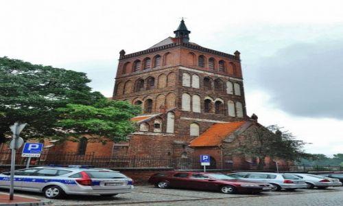 Zdjęcie POLSKA / Kujawsko-Pomorskie / Chełmża / Chełmża, kościół św. Mikołaja