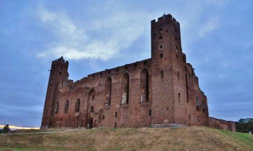 Zdjęcie POLSKA / Kujawsko-Pomorskie / Radzyń Chełmiński / Radzyń Chełmiński, zamek