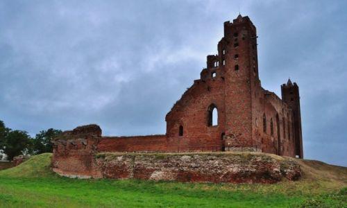 Zdjecie POLSKA / Kujawsko-Pomorskie / Radzyń Chełmiński / Radzyń Chełmiński, zamek