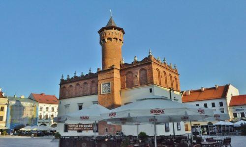 Zdjęcie POLSKA / Małopolska / Tarnów / Tarnów, ratusz