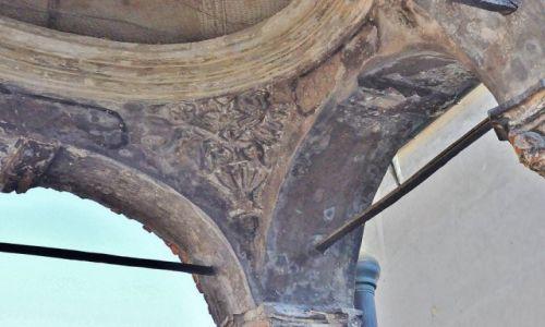 Zdjęcie POLSKA / Małopolska / Tarnów / Tarnów, ruiny starej synagogi