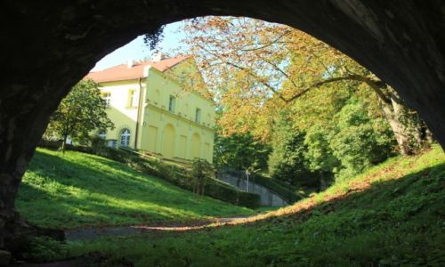 Zdjęcie POLSKA / Opolszczyzna / Rogów Opolski / Rogów Opolski pałac