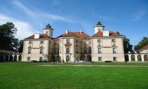 Zdjęcie POLSKA / Województwo mazowieckie / Otwock Wielki / Pałac w Otwocku