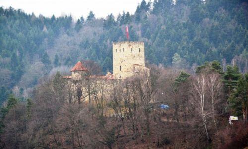 Zdjęcie POLSKA / Małopolska / Wytrzyszczka / Zamek Tropsztyn