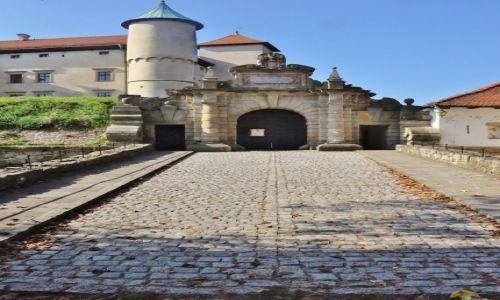 Zdjęcie POLSKA / Małopolska / Nowy Wiśnicz / Nowy Wiśnicz, zamek Lubomirskich