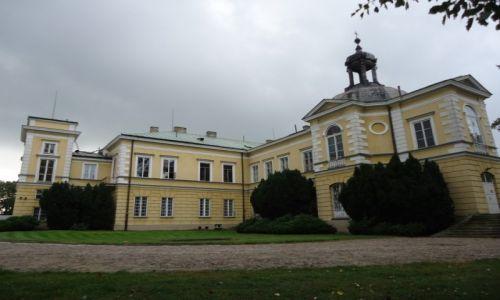 Zdjęcie POLSKA / Województwo łódzkie / Skierniewice / Pałac prymasowski