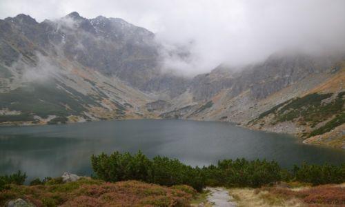 POLSKA / Tatry Wysokie / Dolina G�sienicowa / Czarny Staw G�sienicowy II