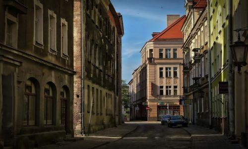 Zdjęcie POLSKA / wielkopolska / Kalisz / Słoneczna smuga