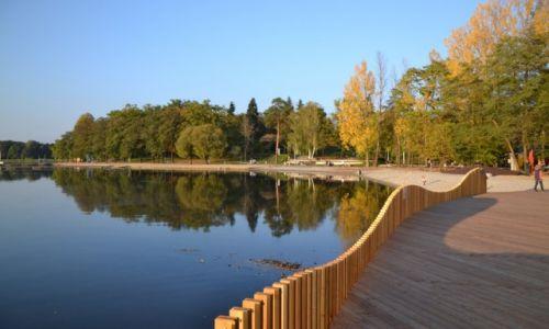 Zdjęcie POLSKA / Górny Śląsk / Tychy - Paprocany / Jezioro Paprocańskie III