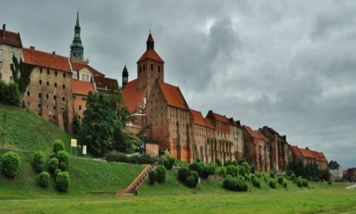 POLSKA / Kujawsko-Pomorskie / Grudziądz / Grudziądz