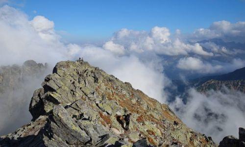 Zdjęcie POLSKA / Tatry Wysokie / Kozi Wierch (2291 m n.p.m) / byle wyżej :D