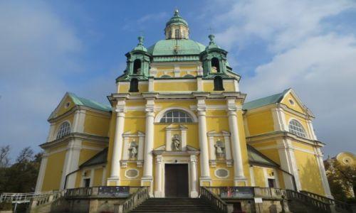 Zdjęcie POLSKA / Wielkopolska /  Gostyń / Bazylika Świętogórska
