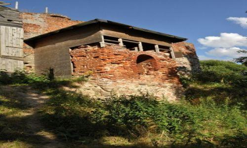 Zdjecie POLSKA / Kujawsko-Pomorskie / Nowy Jasiniec / Nowy Jasiniec, ruiny zamku