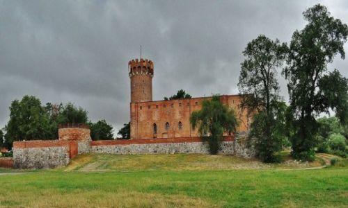 POLSKA / Kujawsko-Pomorskie / Świecie / Świecie, zamek