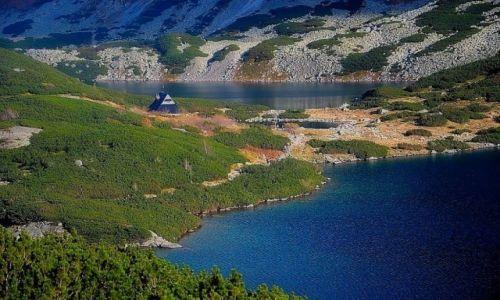 Zdjecie POLSKA / Tatry Wysokie / Dolina Pięciu Stawów Polskich / jedno z piękniejszych miejsc w Tatrach