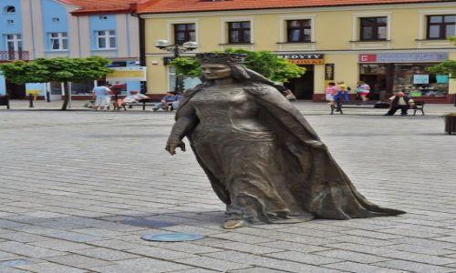 Zdjęcie POLSKA / Kujawsko-Pomorskie / Inowrocław / Inowrocław, centrum