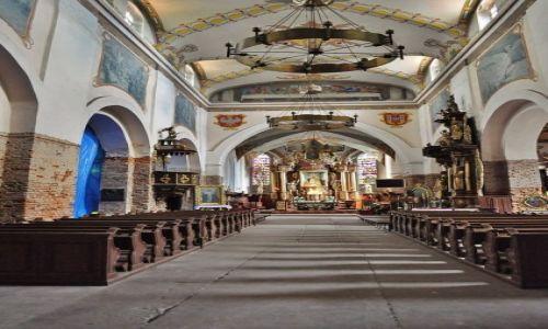 Zdjęcie POLSKA / Kujawsko-Pomorskie / Inowrocław / Inowrocław, kościół św. Mikołaja