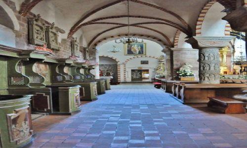Zdjecie POLSKA / Kujawsko-Pomorskie / Strzelno / Strzelno, kompleks klasztorny